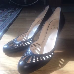 Christian Louboutin heels size 40